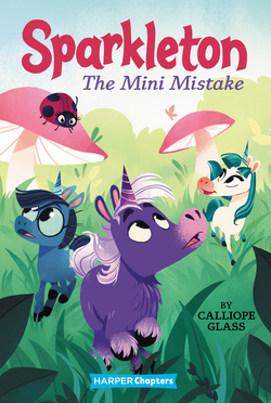 The Mini Mistake book