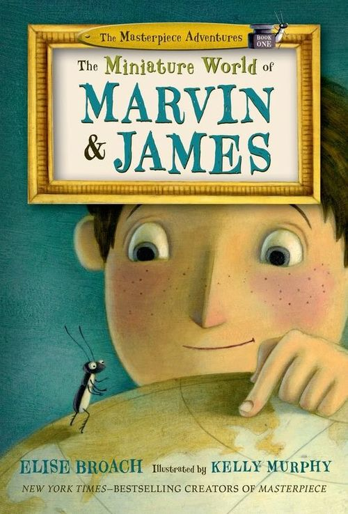 The Miniature World of Marvin & James Book