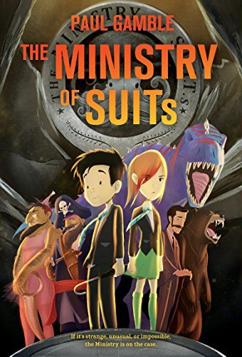 The Ministry of SUITs book