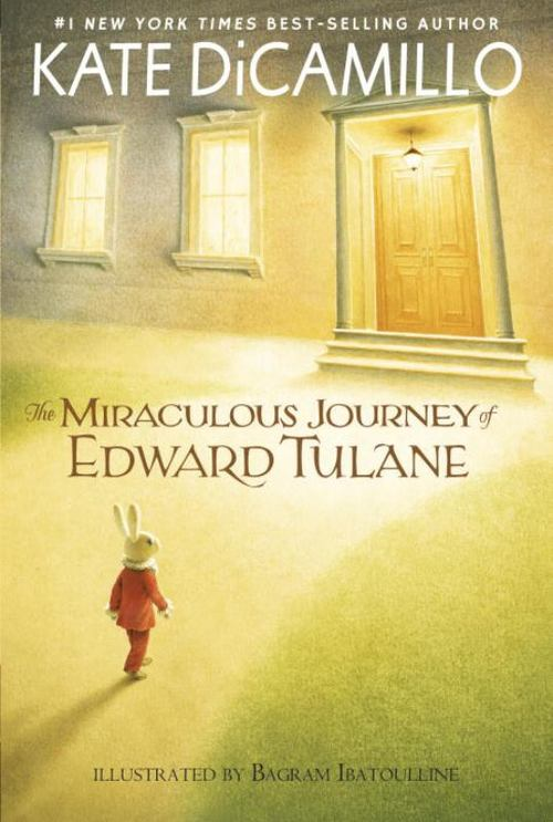 The Miraculous Journey of Edward Tulane book