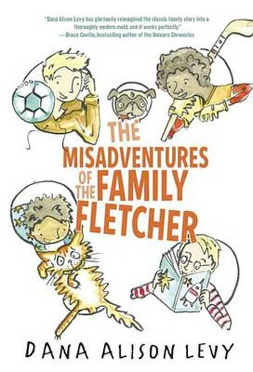 The Misadventures of the Family Flether book