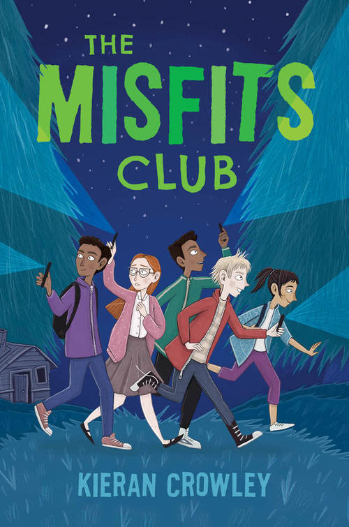 The Misfits Club book