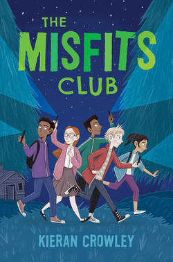 The Misfits Club book