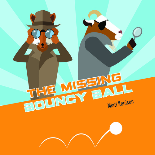 The Missing Bouncy Ball book