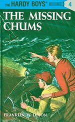 The Missing Chums book