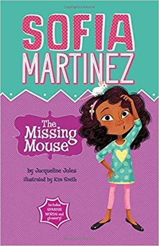 The Missing Mouse book
