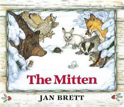 The Mitten book