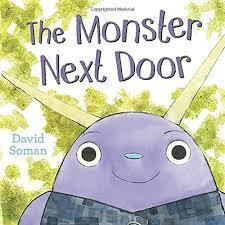 The Monster Next Door book
