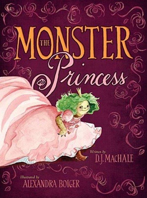 The Monster Princess book