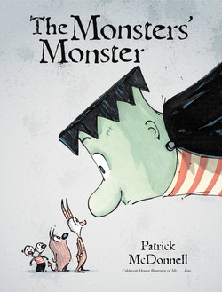 The Monsters' Monster book
