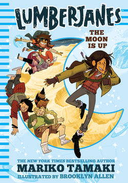 The Moon Is Up book