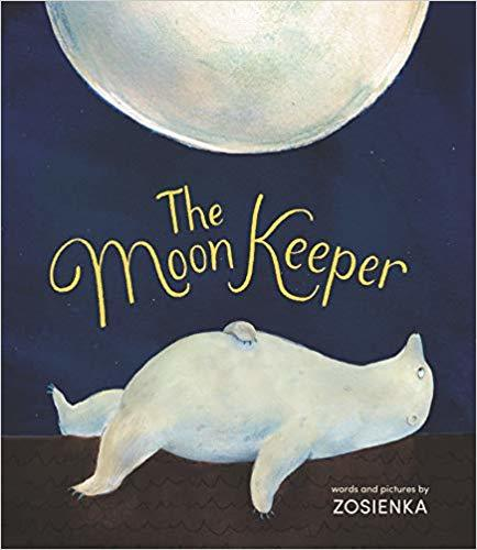 The Moon Keeper book