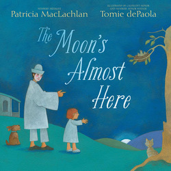The Moon's Almost Here book