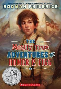 The Mostly True Adventures of Homer P. Figg book
