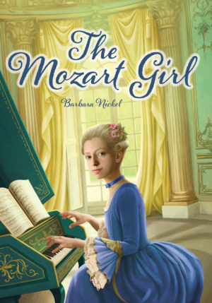The Mozart Girl book