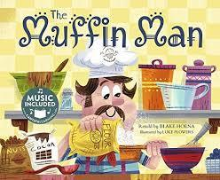 The Muffin Man book