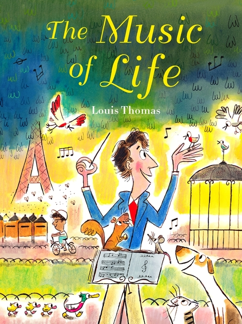 The Music of Life book