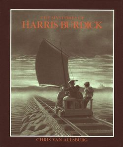 The Mysteries of Harris Burdick book