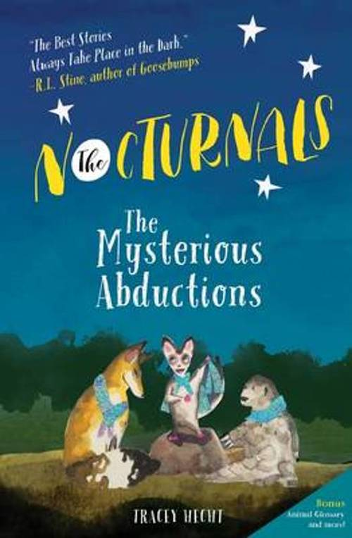 The Mysterious Abductions book