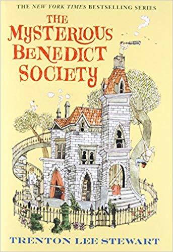 The Mysterious Benedict Society book