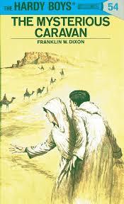 The Mysterious Caravan book