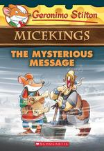 The Mysterious Message book