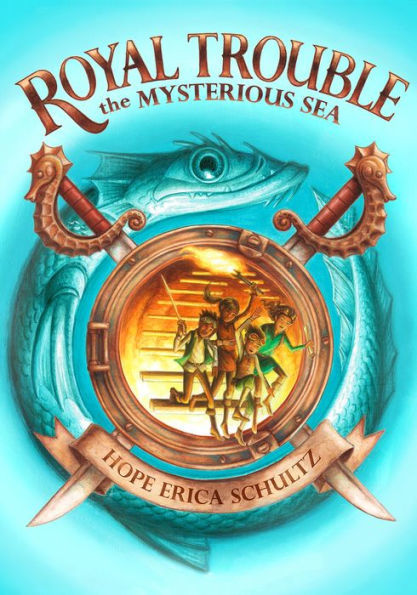 The Mysterious Sea book