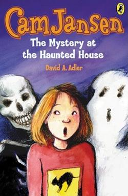 The Mystery at the Haunted House book