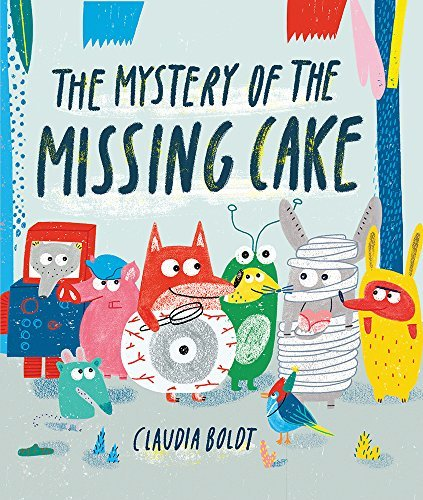 The Mystery of the Missing Cake book