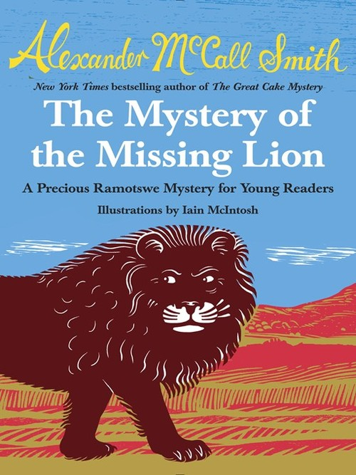 The Mystery of the Missing Lion book