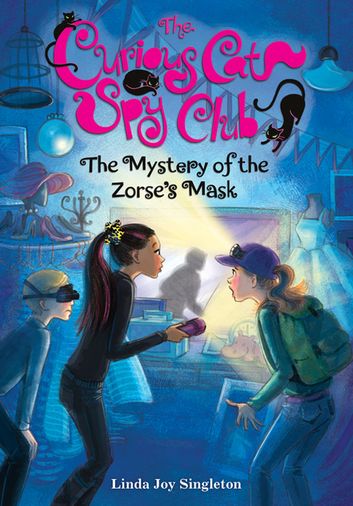 The Mystery of the Zorse's Mask Book