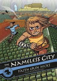 The Nameless City Book