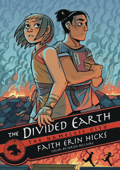 The Nameless City: The Divided Earth book