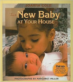 The New Baby at Your House book