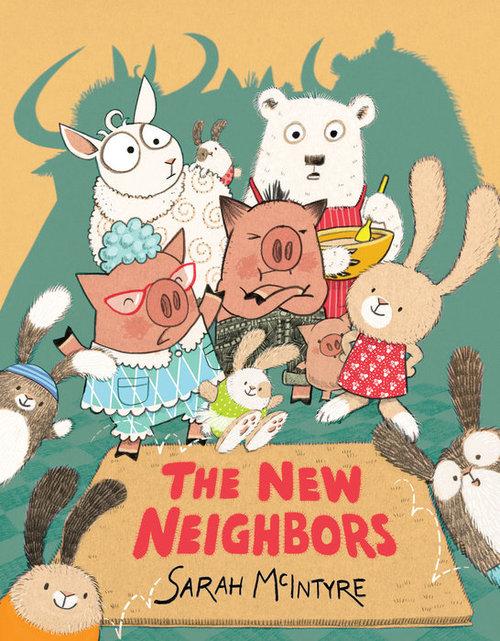 The New Neighbors book