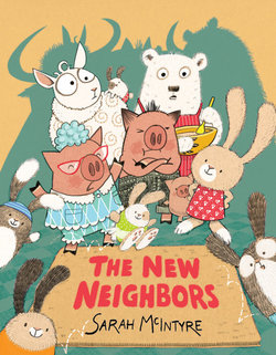The New Neighbors book