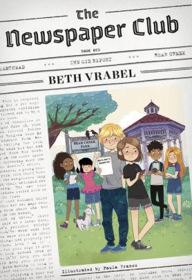 The Newspaper Club book
