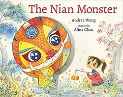 The Nian Monster book