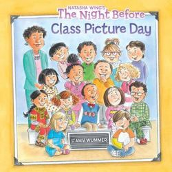 The Night Before Class Picture Day book