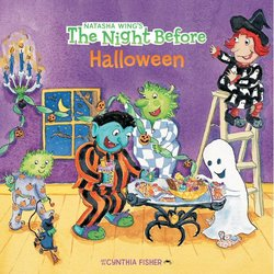 The Night Before Halloween book