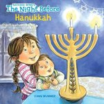 The Night Before Hanukkah book