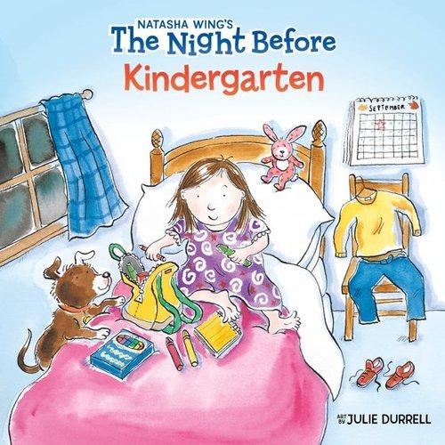 The Night Before Kindergarten book
