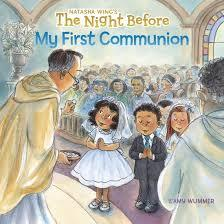 The Night Before My First Communion book