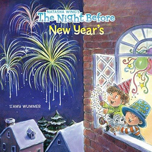 The Night Before New Year's book
