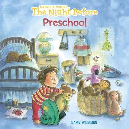 The Night Before Preschool book