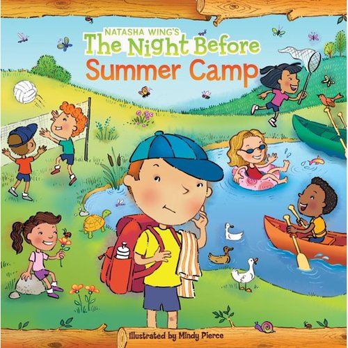 The Night Before Summer Camp book