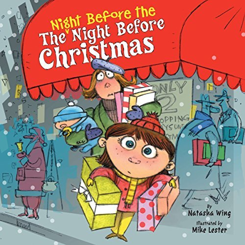 The Night Before the Night Before Christmas book
