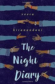 The Night Diary book