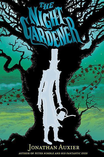 The Night Gardener book