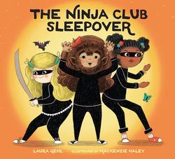 The Ninja Club Sleepover book